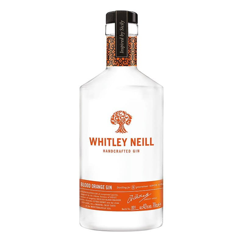Blood Orange Gin by Whitley Neill