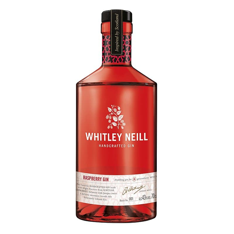 Raspberry Gin by Whitley Neill