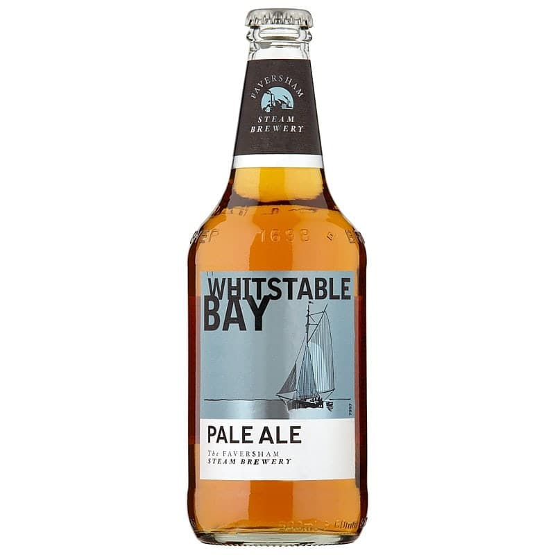 Whitstable Bay Pale Ale by Shepherd Nearne