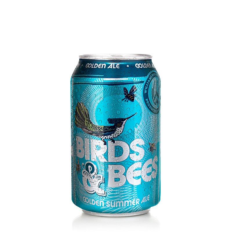 Birds & Bees by Williams Bros Brewing