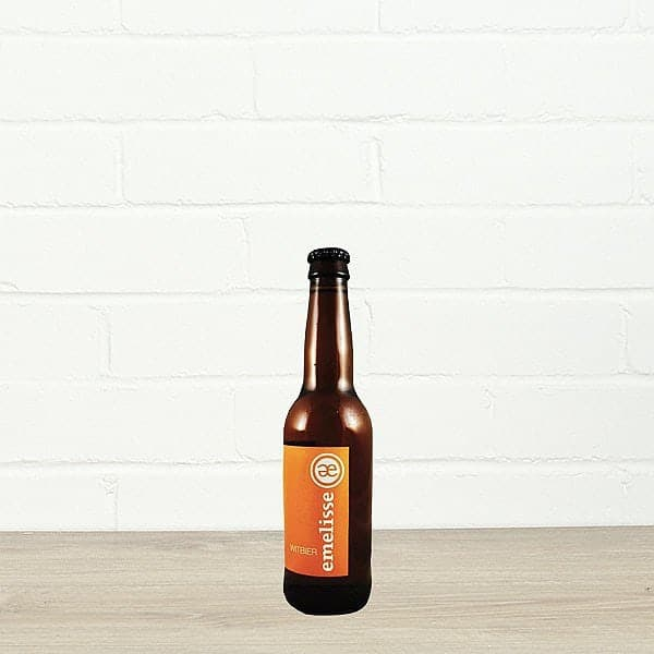 Witbier by Emelisse Brewery