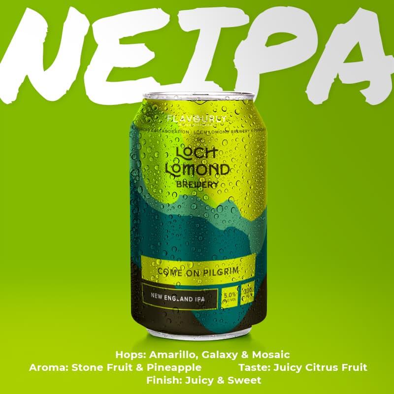 Loch Lomond Brewery x Flavourly