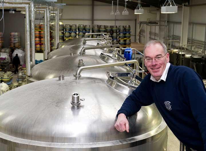 Inveralmond Brewery