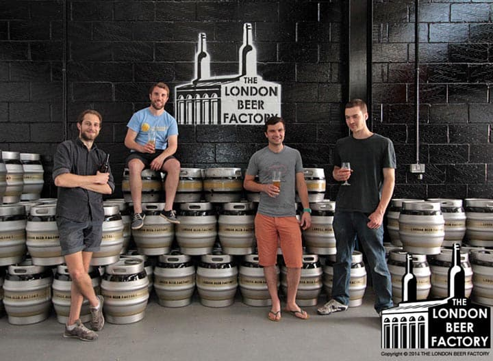 The London Beer Factory