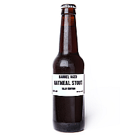 Ardbeg Barrel Aged Oatmeal Stout by Black Isle Brewing