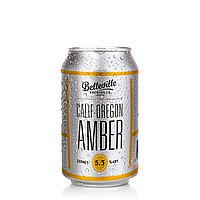 Calif-Oregon Amber by Belleville Brewing Co.