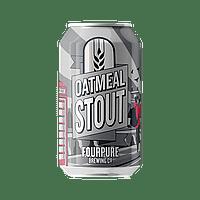 Oatmeal Stout by Fourpure