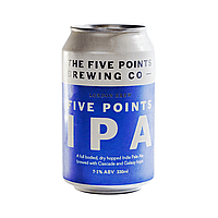 Five Points IPA by Five Points Brewing Co
