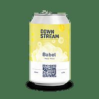 Babel Hazy Pils by Downstream