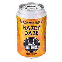London Beer Factory Hazey Daze NEIPA by The London Beer Factory