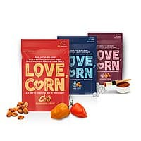 Love Corn Snack by Love Corn