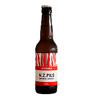 N.Z. Pils by Redchurch Brewery