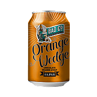 Orange Wedge by BAD Co