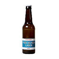 Lager by Redchurch Brewery