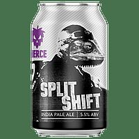 Fierce Beer Split Shift Session Can