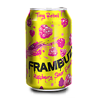 Tiny Rebel Frambuzi Can by Tiny Rebel