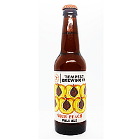 Sour Peach Ale by Tempest Brewery