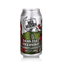 Damn Dead Strawberry by Wild Weather Ales