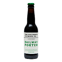 Railway Porter by Five Points Brewing Co