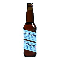 Gertcha! Pale Ale by Ticketybrew
