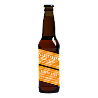 Ginger Stout by Ticketybrew