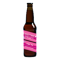 Pink IPA by Ticketybrew