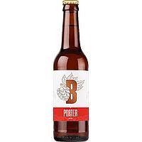 Bedlam Porter by Bedlam Brewery