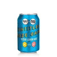 Untitled Gose Game by Salt Beer Factory
