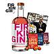 Red Wine Oak Aged Gin by Firkin Gin