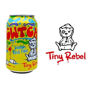 Tiny Rebel Cwtch