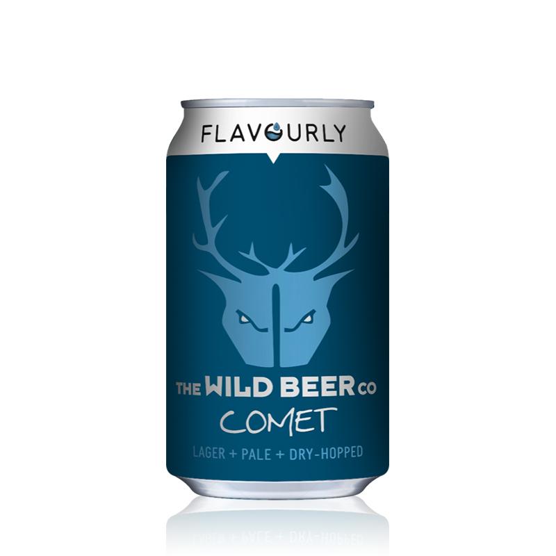 Flavourly x Fourpure - Comet
