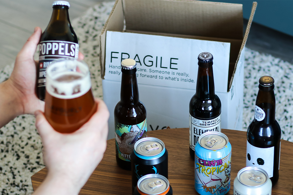 Craft Beer Gift Box
